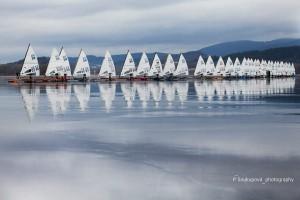 Lipno Lake Sunday 29.12.2013